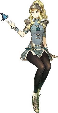 Claire (fire Emblem)