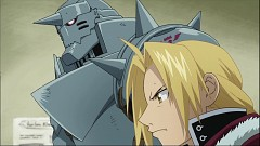 Fullmetal Alchemist Brotherhood