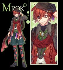 Mrok (Moujuu-tachi to Ohime-sama)