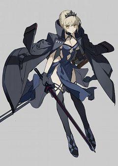 Rider (Artoria Pendragon Alter)