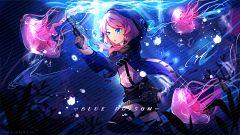 Blue Poison