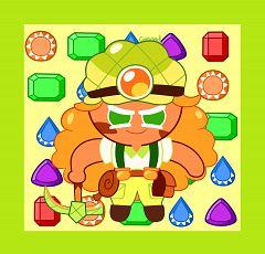 Melon Bun Cookie