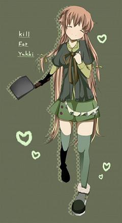 Gasai Yuno