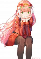 Zero Two (Darling in the FranXX)