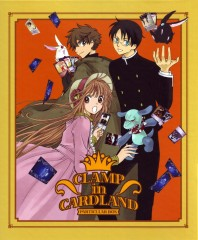 CLAMP in Cardland