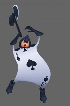 Card (Alice in Wonderland)