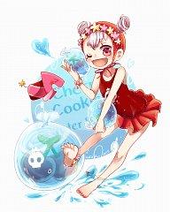 Cherry Cookie (Water Bomb)