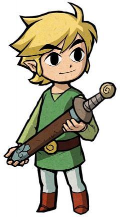 Link (the Minish Cap)