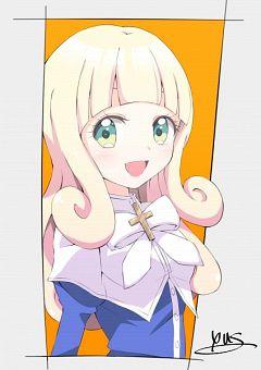 Poporon (Jashin-chan Dropkick)