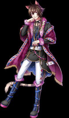 Cheshire Cat (yume-100)