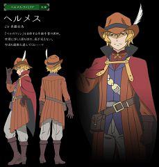 Hermes (DanMachi)