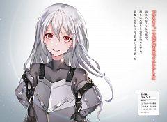 Jeanne (Naze Boku no Sekai wo Daremo Oboeteinai no ka?)