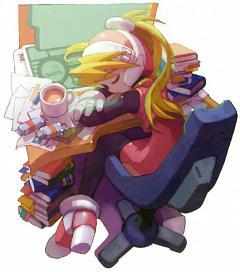 Ciel (Megaman Zero)