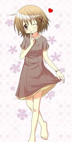 Yuno (Hidamari Sketch)