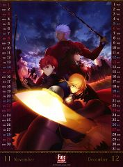 Fate/stay night: Unlimited Blade Works
