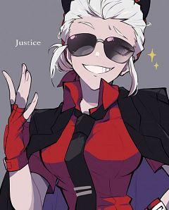Justice (Helltaker)