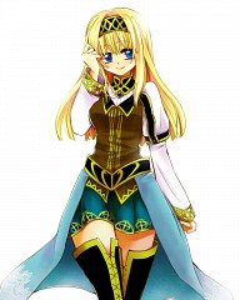 Alicia (Valkyrie Profile Silmeria)