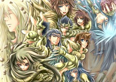 Saint Seiya Lost Canvas
