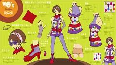 Project DIVA Modern Girl