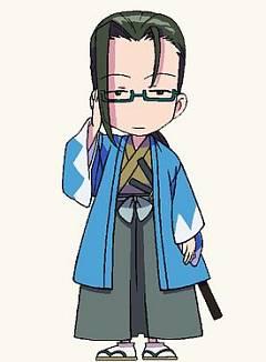 Yamanami Keisuke (Chiruran)