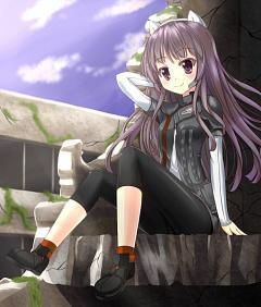 Tsugumi (GUILTY CROWN)