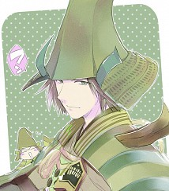 Mori Motonari (Sengoku Basara)