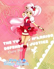 Cure Parfait (Pretty Cure Sugar Splash)