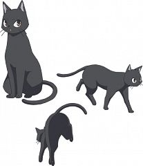 Chito (Flying Witch)
