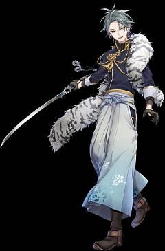 Nakajima Atsushi (Bungou to Alchemist)