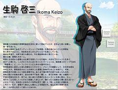 Ikoma Keizou