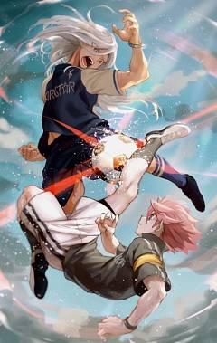 Inazuma Eleven Balance Of Ares