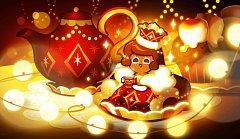 Cocoa Cookie (Enchanted Waltz)