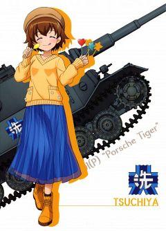 Tsuchiya (GIRLS und PANZER)