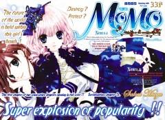 MOMO - Shuumatsu Teien e Youkoso