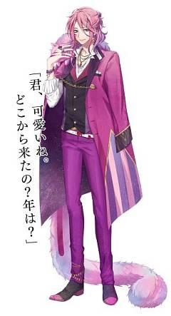 Minette (Shiro to Kuro no Alice)