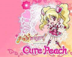 Cure Peach