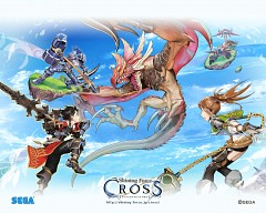 Shining Force Cross