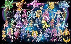 Pretty Cure Series