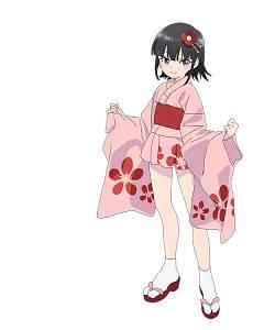 Suzu (Kiitarou Shounen no Youkai Enikki)