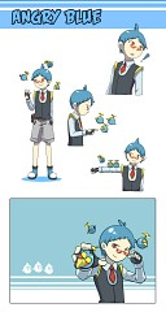 Blue Bird (Angry Birds)