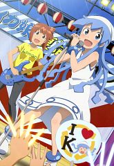 Squid Girl (series)
