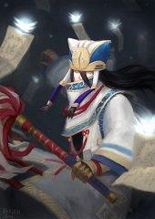 Ootani Yoshitsugu (Sengoku Musou)