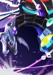 Odd-Eyes Rebellion Dragon