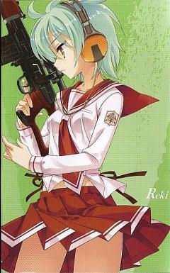 Reki (Hidan no Aria)
