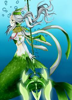 Battle Siren Cynthia