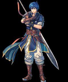 Chris (Male) (Fire Emblem)