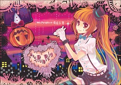 Mrs. Pumpkin's Comical Dream