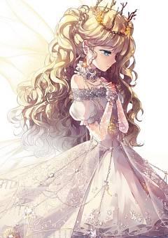 Princess Dawn (Miracle Nikki)