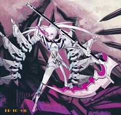 White☆Rock Shooter