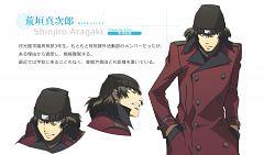 Aragaki Shinjirou